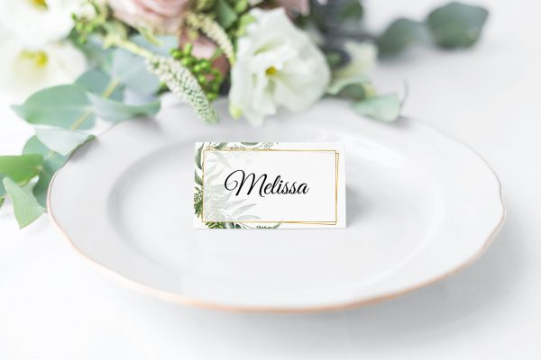 Byron Wilderness Place Card