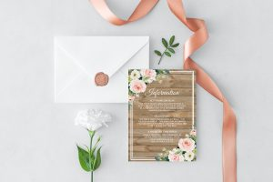 Country Belle Information Cards