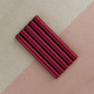 Burgundy Wax Seal