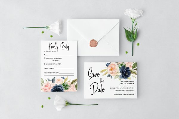 Cottage Enchantment Wedding Set