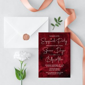 Nebula Engagement Invitation