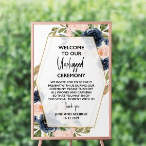 Cottage Enchantment Unplugged Sign