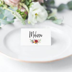 Summer Dreams Place Cards