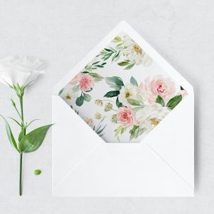 Dusty Belle Envelope Liner