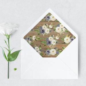 Forever After Envelope Liner
