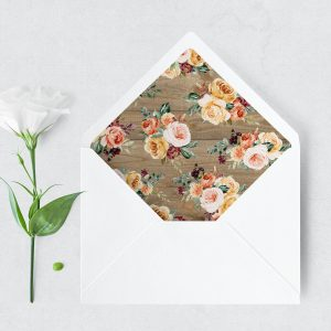 Golden Hour Envelope Liner