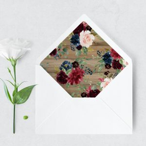 Love Affair Envelope Liner